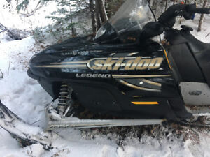 Ski Doo Legend
