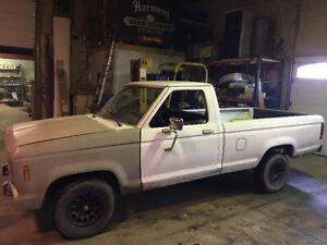 1983 Ford Ranger Pickup Truck