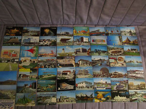 Expo 67 cartes postales/post cards