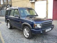 Land Rover Discovery 2.5Td5 ( 7st ) 2004MY Landmark