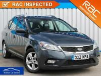 Kia Ceed 1.6 Crdi 2 Ecodynamics 2012 (12) • from £36.09 pw