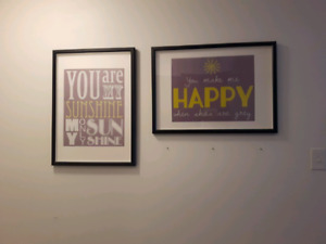 You are my sunshine posters