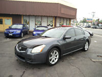 2007 Nissan Maxima 155,000km LOADED AUTOMATIC Safety/E-tested! Kitchener / Waterloo Kitchener Area Preview