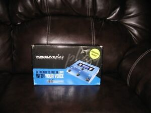 TC Helicon VoiceLivePlay