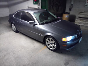2003 BMW 3-Series 325ci Coupe (2 door) In Perfect Condition