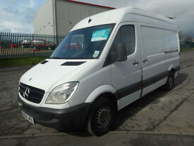 MERCEDES SPRINTER 311 MWB DIESEL MANUAL