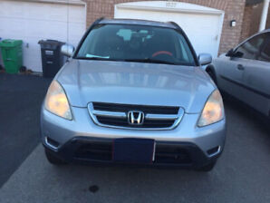 2004 HONDA CR-V 176K NEW ENGINE DRIVE SMOOTH LEATHER SUNROOF4999