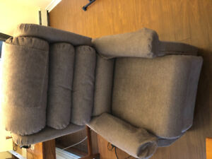 "Perfect condition ""Pride Mobility Lift Chair & Recliner"""