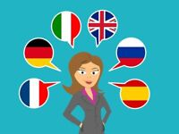Translation/Language services