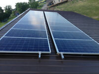 Make guaranteed monthly income + finance your solar panels.