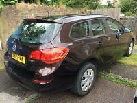 12 Reg Vauxhall Astra Cdti 1.7