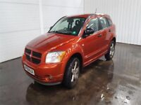 Dodge caliber manual 6 speed 1.9 diesel mot 12 months very good quick sell priced at £1650