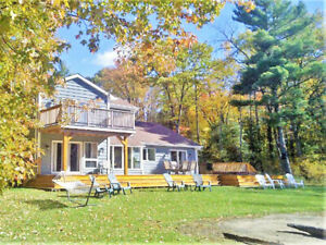 LAST MIN SPECIAL: $495 MON-FRI DEAL Lakeside Muskoka Cottage