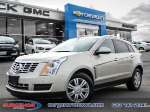 2015 Cadillac SRX AWD Luxury  - $145.75 B/W