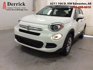 2016 Fiat 500X Used POP Low Milge Btooth Pwr Grp A/C $108.52 B/W