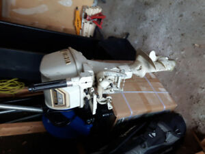 1970s Viking 9.2 Outboard Motor