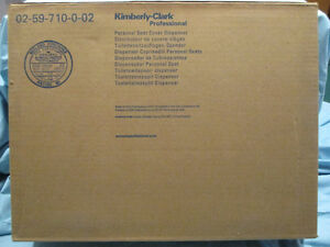 Kimberly-Clark Professional Toilet Seat Cover Dispenser 09506-20 Stratford Kitchener Area image 7