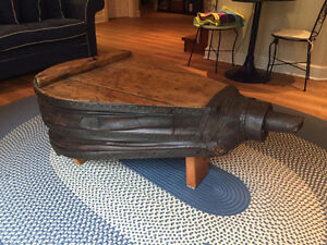 Antique - table café salon - living room coffee table