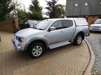 2006 06 Reg Mitsubishi L200 2.5DI-D Double Cab Pickup Warrior