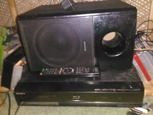 Sony Blu-ray/DVD Player Home Theater System