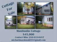 Manitoulin Cottage