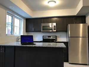 Exceptional new condo townhouse with 2 parkings