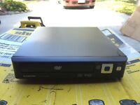 Brand new compact dvd player
