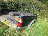 Ford ranger rear tub 54 plate