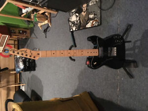 2 guitars for sale or trade