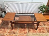 Retro G Plan coffee table