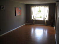 Brampton Downtown 3 bedroom + 2 full washrooms in a Semi house