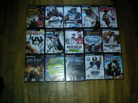 60 cassettes playstation 2