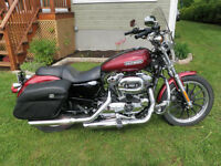 Sportster Low 2009 a vendre