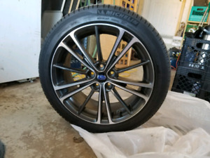 2014 BRZ stock rims and tires