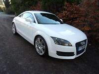 Audi TT Coupe 2.0TDI Quattro 2008 58 PRESTON