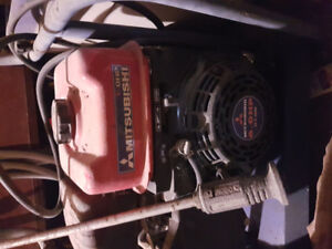 Gas pressure washer forsale