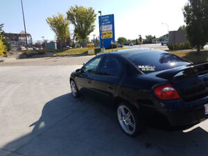 2003 Dodge SX 2.0 Sedan - Want to sell, price negotiable!!!
