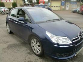 image for 0756 CITROEN C4 2.0 HDI EXCLUSIVE 5DR