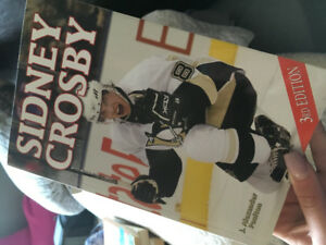 Sidney Crosby Books