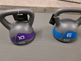 Kettlebell 6kg and 10kg BRAND NEW WITH TAGS