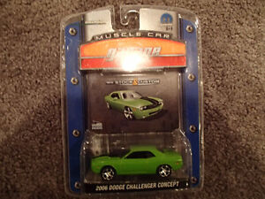 Greenlight Collectibles 2006 Dodge Challenger Concept - Muscle C