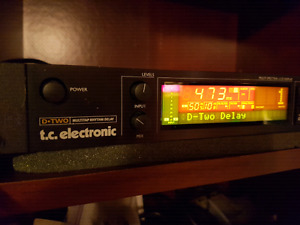 T.c.electronic D-two