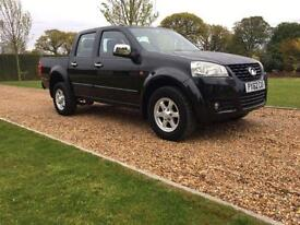 2013 62 GREAT WALL STEED 2.0 TD S 4X4 DCB 4D 141 BHP DIESEL