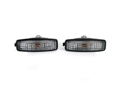 JDM Dome Type Crystal Clear Side Marker Lights For 1994-2002 Honda Accord CD6 2002 Honda Accord Se Specs