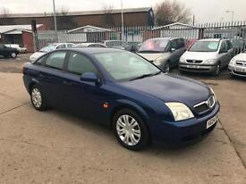 Vauxhall/Opel Vectra 1.8i 16v LS - 2004 - 135K - MAY 18 MOT - CLEAN CAR