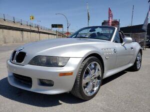 BMW Z3 Serie 2,5i *TOIT RIGIDE 2IEME SET DE 2001