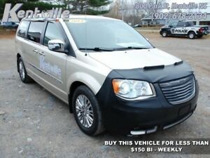 2013 Chrysler Town  Country   - $143.33 B/W
