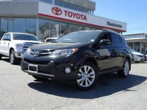 Toyota RAV4 Limited Technology Package 2013