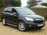 2007 Honda CR-V 2.2 i-CTDi EX Manual + 10 HONDA SERVICES + 2 KEYS + MOT FEB 19