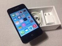 """IPhone 4s 16GB Bell , Virgin Mobile """" not black-listed & clean """""""
